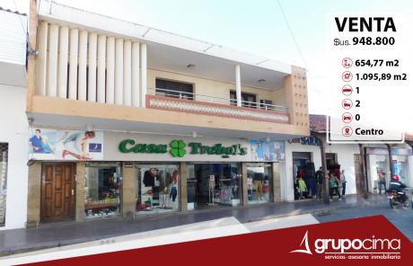 Local En Venta Zona Centro Altamente Comercial !!
