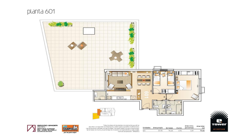 Hermoso Apartamento Con Gran Terraza