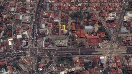 Barrio La Santa Cruz, 1 Cuadra De La Banzer Y 1 Cuadra Del 2do Anillo