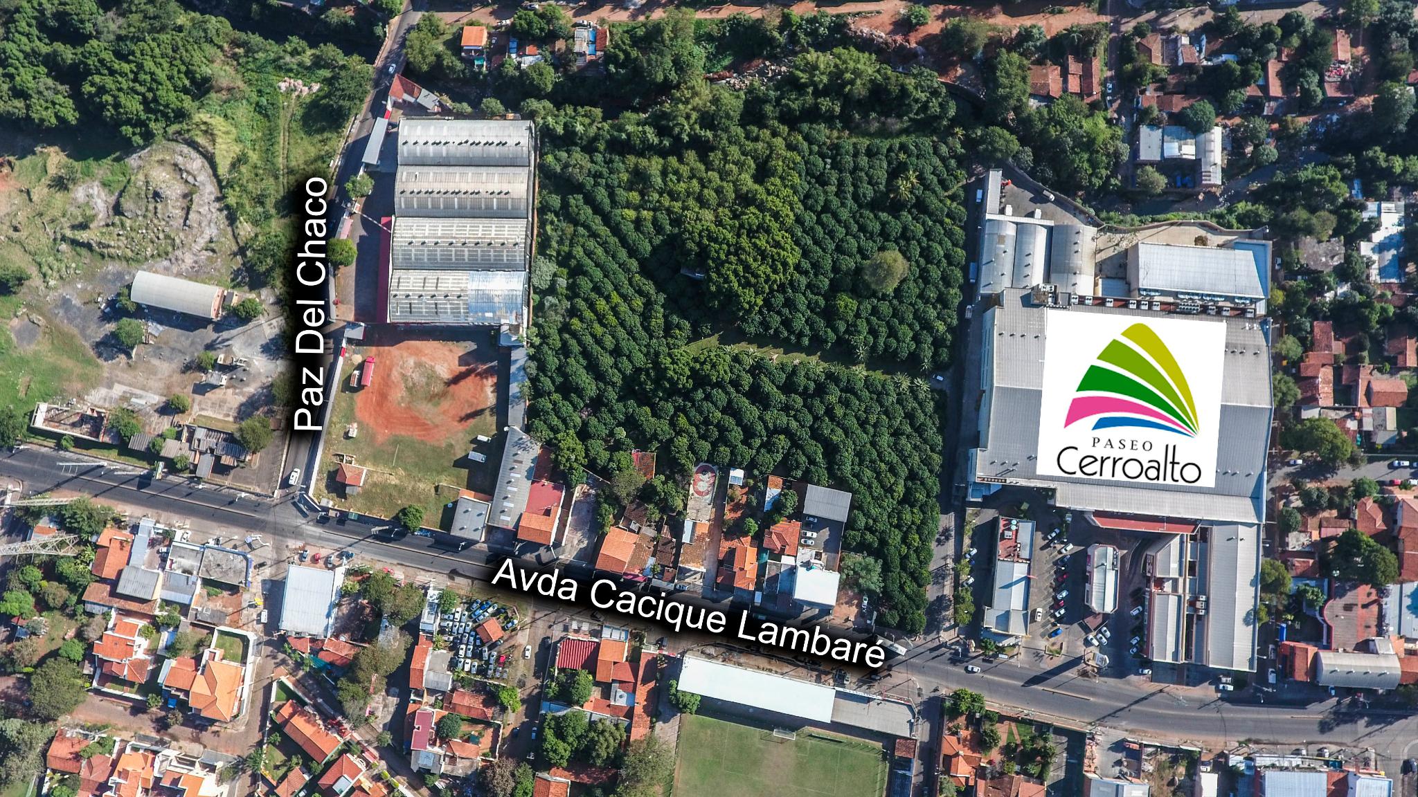 TERRENO: Terreno En Lambaré Para Inversión en Lambaré