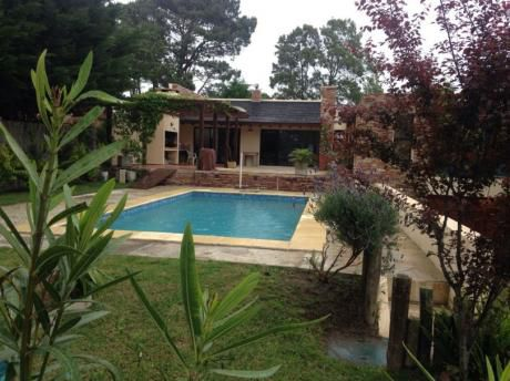 Excelente Casa En Rincón Del Indio - Punta Del Este