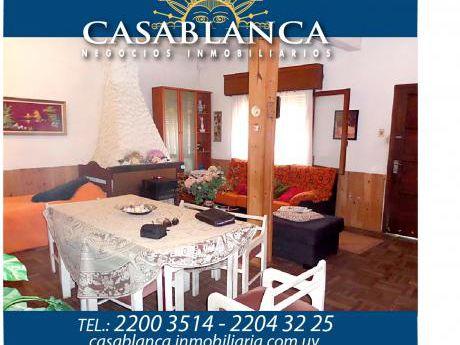 Casablanca - Ph Al Frente,  En Una Planta