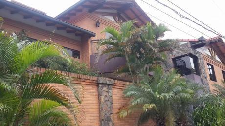 Espectacular Residencia En Villa Morra De 4 Niveles!