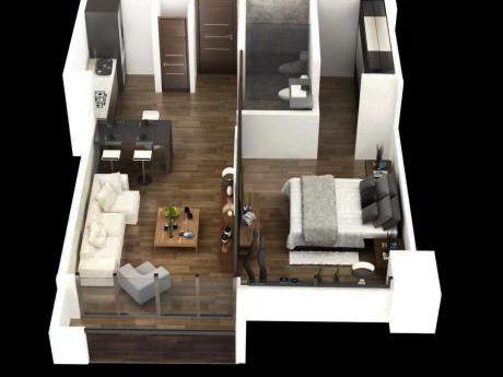 Un Dormitorio B