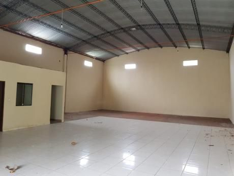 Alquilo Deposito En Fdo. De La Mora Zona Norte