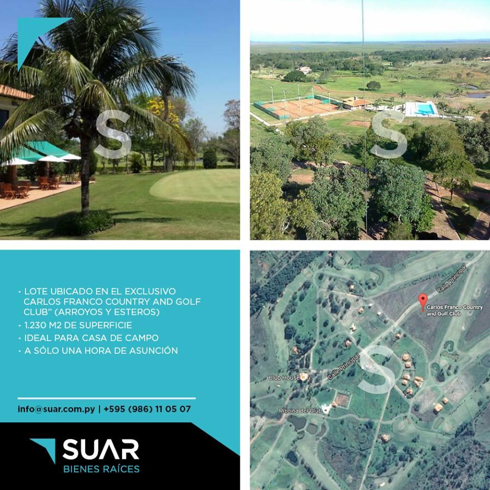 Terreno En El  Complejo Carlos Franco Country And Golf