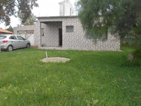 Interbalnearia 2 Casas  A Terminar. Ideal Varias Rentas Venta Pinar