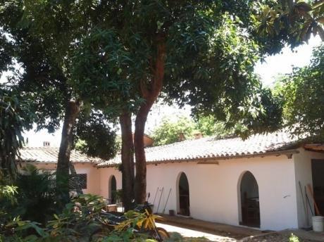 San Lorenzo Casa Terreno Sup 954 M2 - 24 X 40 S/asfaltado