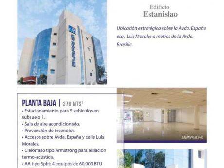 Alquilo Oficina Corporativa Sobre Avda. España