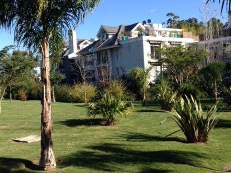 Haras Del Lago Apto. 3 Dormitorios En Planta Baja Con Garage, Patio Y Parrilla