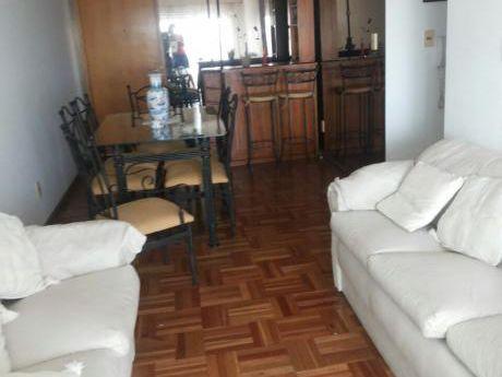 Rambla Y Amsterdam Piso Alto Soleado 1 Dormitorio Amplio