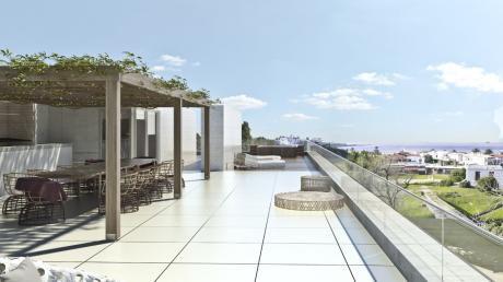 Apartamento 2 Dormitorios En Suite En Punta Gorda
