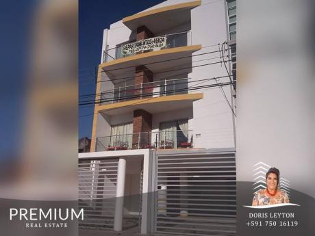 Edificio Santa Maria Departamentos En Venta Para Estrenar En La Zona De Kolping.