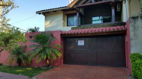 Casa En Alquiler Ideal Para Oficina - Negocio O Vivienda