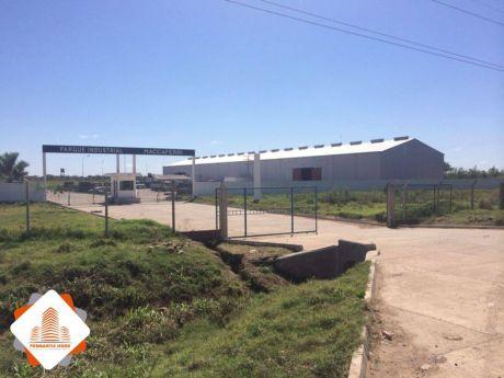 [venta]terrenos En Parque Industrial Privado Maccaferri