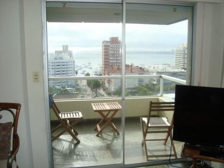 3 Dormitorios Con Hermosa Vista A Playa Mansa Y Brava