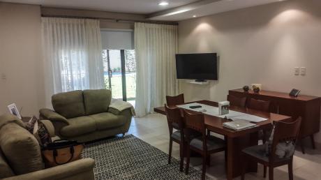 Alquilo Departamento Amoblado Zona Club Centenario
