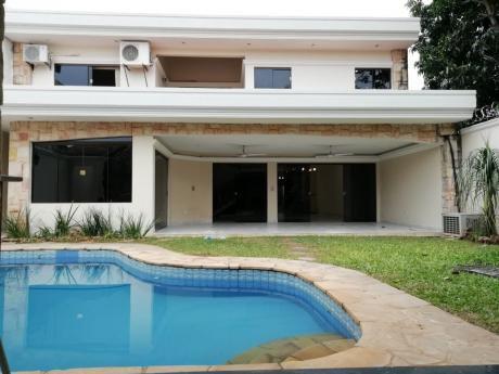 Alquilo Casa De 3 Dormitorios Con Piscina En San Cristobal
