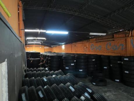 Deposito En Asuncion. Zona Multiplaza