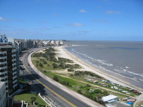 Rambla Y Colombes, Vista Al Mar Y A La Isla De Las Gaviotas!! 4d, Gjex2!