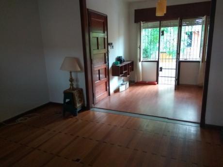 Alquiler Apartamento, Pocitos, Dos Dormitorios, Dos Baños,patio , Parrillero