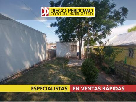 Casa En Venta 2 Dormitorios Santiago Vazquez