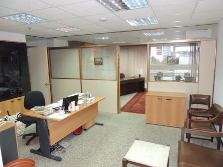 Estupenda Oficina Y Garage. Wtc.