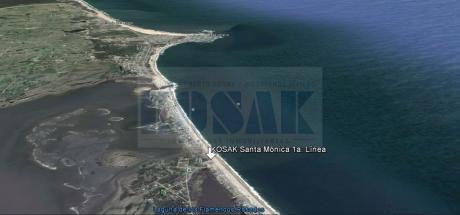Kosak Terrenos Sta. Mónica 1a. Línea Al Mar Punta Del Este