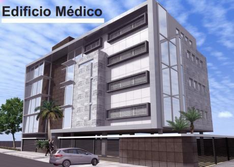 Vendo Planta Libre En Edificio Medico A Estrenar