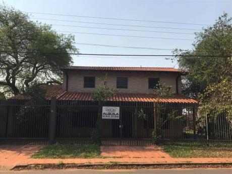 A-022 Alquilo Instituto De Enseñanza / Churrasquería - Zona Conmebol