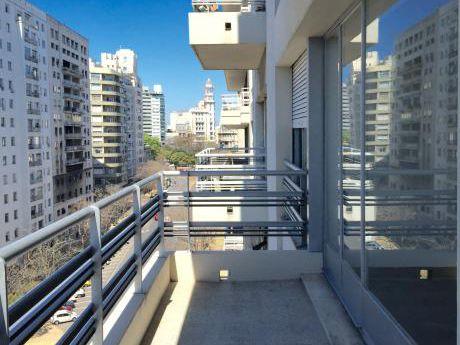 Centro Apartamento U Oficina  Av. Libertador 1dormitorio 60m2