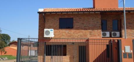 Alquilo Duplex De 3 Dormitorios En San Lorenzo Zona Torres Libertad