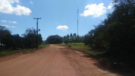 Piribebuy - Zona Chololo - Capilla Cue - 8.5 Hectáreas