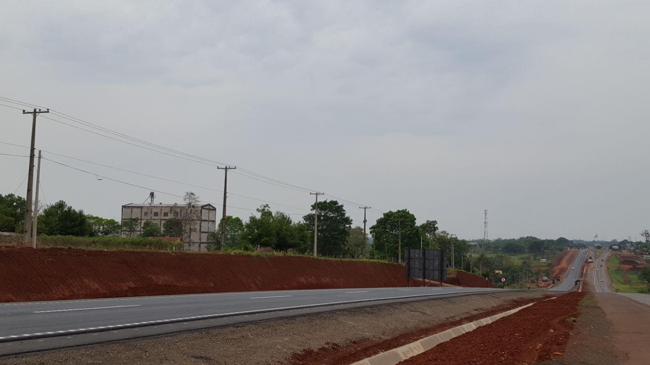 TERRENO: Terreno En El Km 31 Lado Acaray Sobre Ruta Nro 07 en Minga Guazú