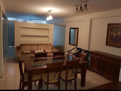 Departamento En Alquiler Amoblado De 1 Dormitorio