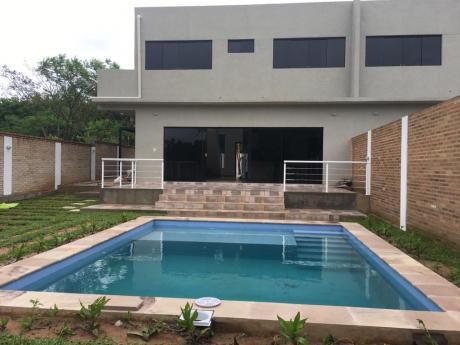 Alquilo Hermosa Residencia En Surubii. Club De Campo Surubii