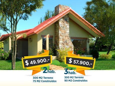 Reserva Tu Casa Con Solo $us. 1.000.-  Zona Norte