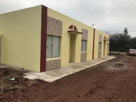Gran Lanzamiento 4 Casas A Estrenar En Carmelo