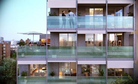 Apartamento De 1 Dormitorio En Tres Cruces! Estrena Noviembre 2019