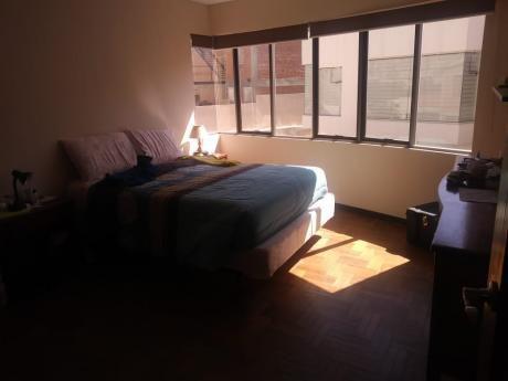 Hermoso Departamento Con 3 Dormitorios En Suite