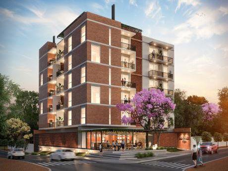 Departamento Monoambiente Y 2 Dormitorios, Barrio Las Mercedes