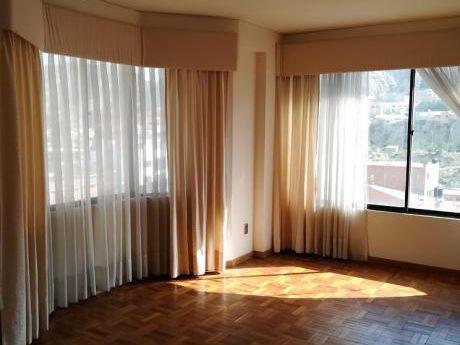 Alquiler Departamento 3 Dormitorios Todos En Suite Calle 15 Irpavi Us$ 600