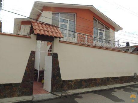 Vendo Casa 2 Plantas Inmediaciones Av. Simon Lopez Av. Colquiri