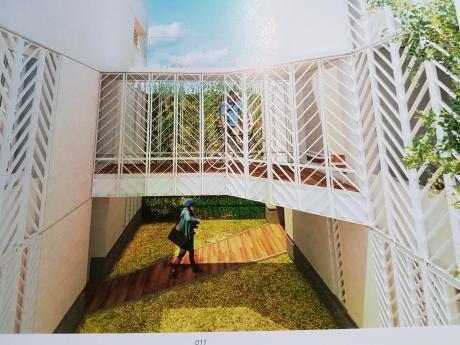 Parque Rodó, Modernas Unidades En Construcción
