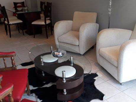 Impecable Excelente Ubicación Parque, Mar Y  Shopping 2 Dormitorios, Garaje