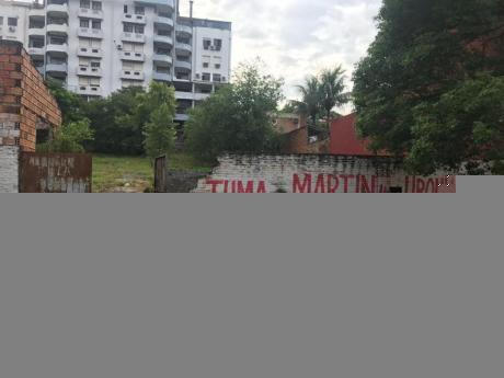 Alquilo/vendo Terreno En Excelente Ubicación En Barrio San Vicente