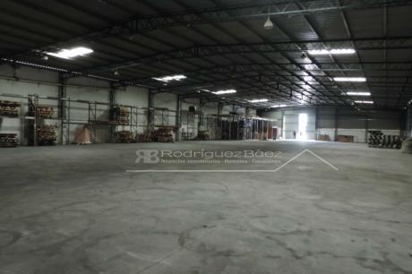 Alquiler Deposito Para Logística Industria Empresa De Transporte Internacional