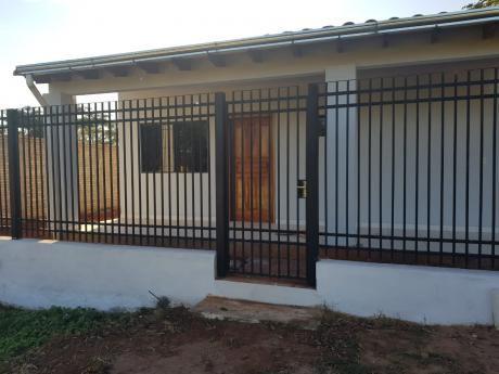 Alquilo Casa A Estrenar En Ypane