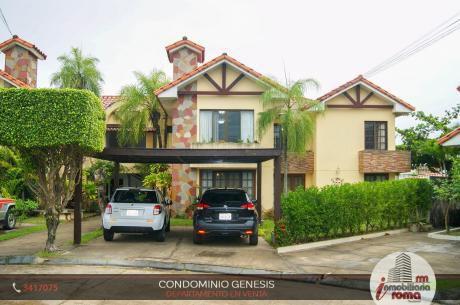 Condominio Genesis - Departamento En Venta.