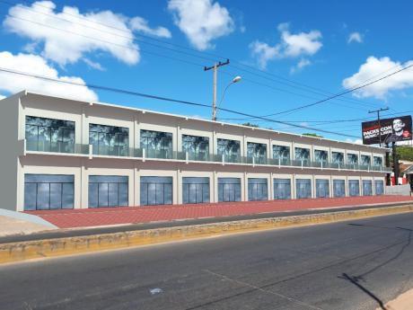 Alquilo Salones Comerciales En Lambare